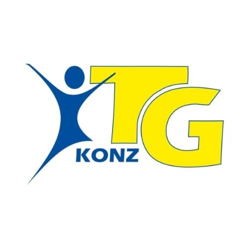 Logo der TG Konz Volleyball