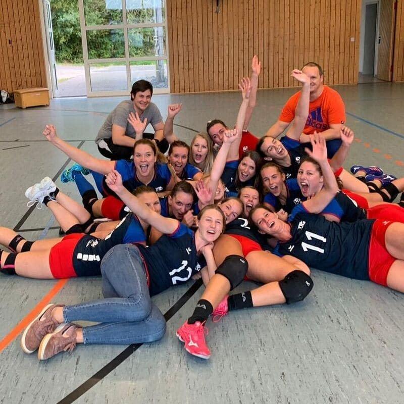 Damen der TG Konz Volleyball